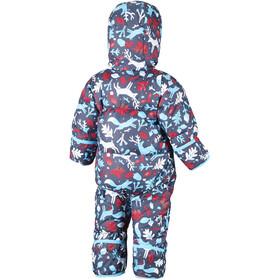 Columbia Snuggly Bunny Bunting Børn rød/blå